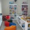 Thiết kế thi công nội thất cửa hàng đồ chơi trẻ em SUNNY FUNNY